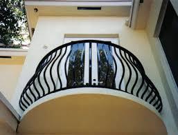 balcony railing and stair railing custom fabricated south florida
