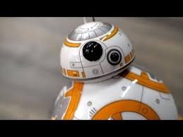 sphero u0027s star wars bb 8 droid demo