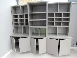 Bookcases With Doors Uk Harrow Carpenters Lj Refurbishments Bookcases And Cupboards