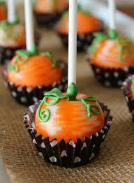 pumpkin lollipops the sweet adventures of sugar
