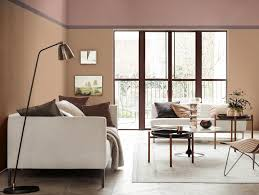 Colors Of Wood Furniture Warm And Mauve Heart Wood Is Dulux U0027s Color Of The Year For 2018