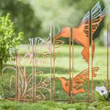 decorative garden stakes wayfair