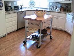 metal island kitchen sense of spaciousness in metal kitchen island home ideas collection