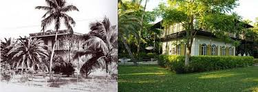 Hemingway House Key West Hemingway Home Cats And Curators Brace For Irma In Museum The