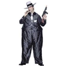 Mens Gangster Halloween Costume Mens Gangster Fancy Dress Costumes Doodys