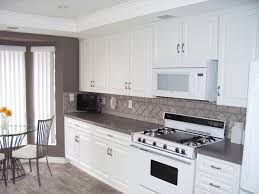 White Thermofoil Kitchen Cabinet Doors Kitchen Fresh Looking Thermofoil Cabinets Design For Your Kitchen