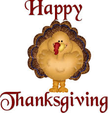 happy thanksgiving up humming a running