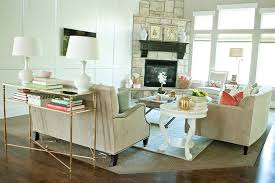 Tips For Decorating An Open Floor Plan How To Decorate - Define family room