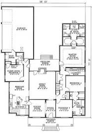 4 bedroom one story house with safe room game room and a