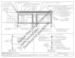 4 car garage plans apartments 4 car garage designs x pole barn plans car garage sds