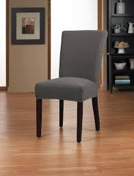 Stretch Dining Room Chair Covers For You ChocoAddictscom - Short dining room chair covers
