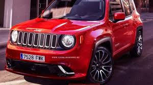 renegade jeep truck jeep renegade srt gets rendered