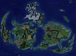 Ff9 World Map by This Amazing Ff7 World Map By Ahvia Finalfantasy