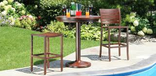 outdoor bar stools bar tables guide cabanacoast patio furniture