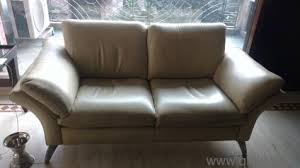 Stanley Leather Sofa India Stanley Leather Used Home Office Furniture In India Home
