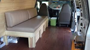 Rv Sectional Sofa Diy Airstream Renovation Forum Untethered Pinterest With Regard To