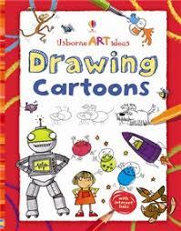 alfa img showing u003e draw cartoons book