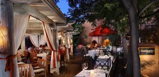 patio restaurantschiff luminaria restaurant patio inn and spa at loretto