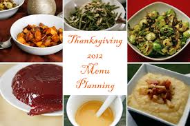 thanksgiving menu planning do s and don ts and my thanksgiving
