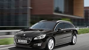 peugeot luxury car peugeot 508 rxh auto review