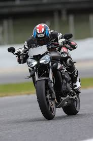 2017 Triumph Street Triple Rs First Ride Motorcycle Review Cycle