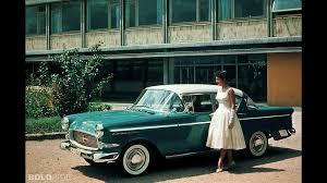vintage opel cars opel kapitan