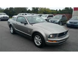 mustang for sale by owner 2009 ford mustang 1 owner for sale in clayton