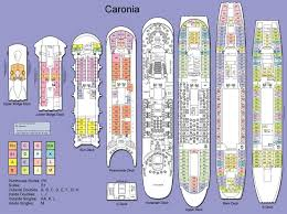 Cruise Ship Floor Plans by Discount Cruises 844 442 7847 Cunard Cruise Line Caronia Deck