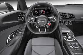 Audi R8 Hybrid - innovative technologies in the new audi r8 model family audi