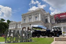 guided tours of singapore national museum of singapore celebrates 130th anniversary this
