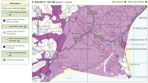 Fema Flood Map Search Is Rye At Risk From Flooding Rye News