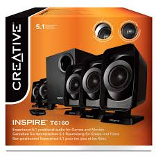 best 5 1 speakers for home theater creative inspire t6160 5 1 multimedia speaker system best price