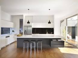 Bench Lighting Kitchen Alluring Contemporary Kitchens Islands Modern Kitchen