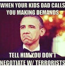 Mean Dad Meme - baby mama baby daddy drama home facebook