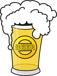 beer glass svg clipart beer glass