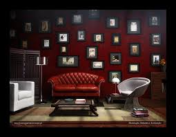 living room best red and white living rooms design ideas modern