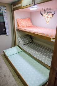Bunk Beds Sheets Rv Remodel Hacks Before And After Ideas Best Collections And