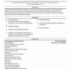 Mcdonalds Resume Skills Subway Restaurant Resume Resume Ideas