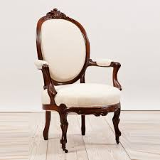 Antique Armchairs Antique French Belle Epoque Armchair In Mahogany C 1870 Bonnin