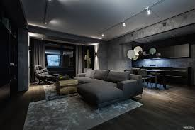 Modern Pop Art Style Apartment by Exquisite Modern Dark Interiors U2013 Adorable Home