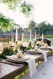 30 outdoor thanksgiving dinner décor ideas digsdigs