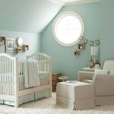 babyzimmer weiß grau wandfarbe mintgrün für kinder und babyzimmer 50 ideen
