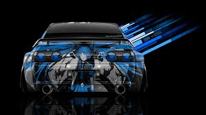 nissan gtr skyline wallpaper nissan skyline gtr r32 jdm back anime aerography car 2014 el tony