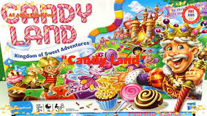 candyland castle candy land race to cupcake gummy bread lollipop chocolate