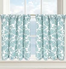 Valance For Bathroom Coastal U0026 Nautical Window Treatments Curtains Valances U0026 More
