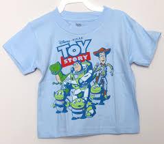 disney toy story toddler shirts