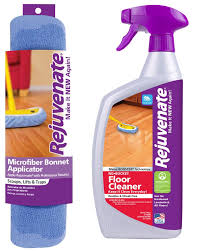 Professional Laminate Floor Cleaners Rejuvenate 32oz Floor Cleaner And Cleaning Bonnet