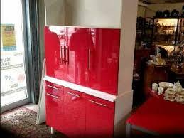 meuble cuisine laqué meuble de cuisine comptoir de cuisine chaise de bar