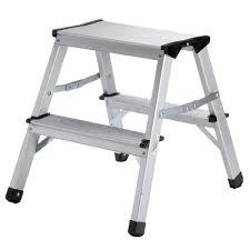 aeroladder aviation step stool two step from sporty u0027s pilot shop