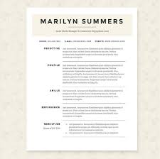 classic resume cover letter u0026 references template package resume